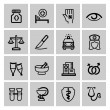 Medicine & Heath Care icons — Wektor stockowy  #40157303