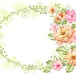Flowers arranged — Stock Photo #43934029