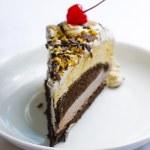 Торт мороженое — Стоковое фото