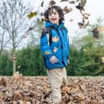 Autumn Fun — Stock Photo #15589625