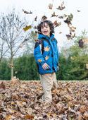 Autumn Fun — Stock Photo