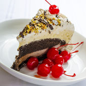 Ice Cream Cake — Fotografia Stock