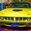 1971 Plymouth Cuda — Stock Photo
