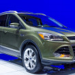 Ford Escape Titanium - Stock Photo