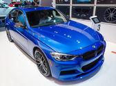 2013 BMW 335i x Drive Sedan — Stock Photo