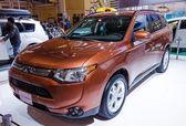 Mitsubishi Outlander — Stock Photo