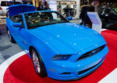 2013 Ford Mustang — Stock Photo