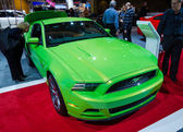 2013 Ford Mustang GT — Stock Photo