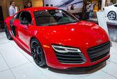 Audi R8 V10 — Stock Photo