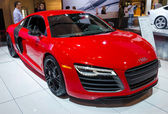 Audi R8 V10 — Photo
