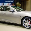 Stock Photo: Maserati Quattroporte Q4 AWD