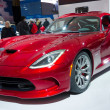 Stock Photo: Viper SRT