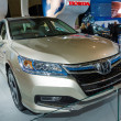 Stock Photo: HondAccord Hybrid