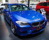 2013 BMW M5 Sedan — Stock Photo