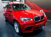 2013 BMW X5 M — Stock Photo