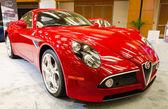 Alfa Romeo 8C Competizione — Stock Photo