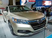 Honda Accord Hybrid — Stock Photo