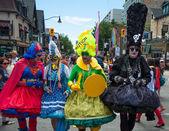 Parada do orgulho de toronto 2013 — Fotografia Stock