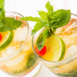 Stock Photo: Mint Julep