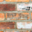 Detail of a Brick Wall — Stock Photo