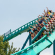 Canada's Wonderland- one of the largest amusement parks in the world — Stock Photo