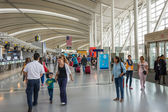 Toronto's Pearson International Airport — Stock Photo