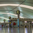 Foto de Stock  : Pearson International Airport in Toronto
