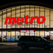 Metro Grocery Store — Stock Photo