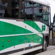 Go Transit or Bus in Toronto — Stock Photo