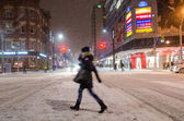 Toronto Under a Snowfall — Stock fotografie