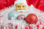 Christmas Decorations and Objects — Stock Photo