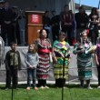 First Nations Chorus at Bicentennial Commemoration of Battle of York — Stock Video #38689109