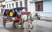 Scenes of Communist Cuba during 2013 — Stock Photo