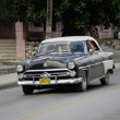 Old American Car in Cuba 2012 — Stock Photo