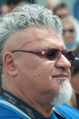 Rick Shadrach Lazar and the Samba Squad