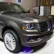 Lincoln Navigator at CIAS 2014 — Stock Video #41379859