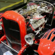 Beautiful Hot Rods at CanadiInternational Auto Show — Vídeo Stock #41393343