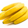 Bunch of large riped bananas — Stock Photo #41718353