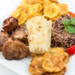 Traditional Cuban Cuisine — Stock Photo #41792523