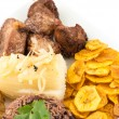 Traditional Cuban Cuisine — Stock Photo #41792535