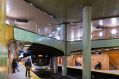 Dupont Station in Toronto, Canada — Stock Photo