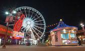 SkyWheel in Niagara Falls, Canada — Foto de Stock