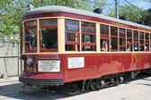 Peter Witt Vintage Streetcar Heritage of Toronto — Stock Photo