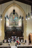 Inside Toronto Metropolitan United Church — Photo