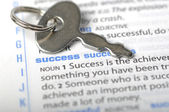 Success - Dictionary Series — Stock Photo