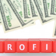 Profit — Stock Photo