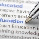 Education - Dictionary Series — Stock Photo