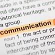 Communication — Stock Photo #32118545