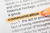 Communication — Stok fotoğraf
