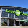 Save on foods — Stock Photo
